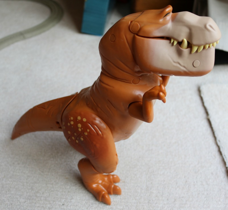 Disney Pixar The Good Dinosaur with TOMY