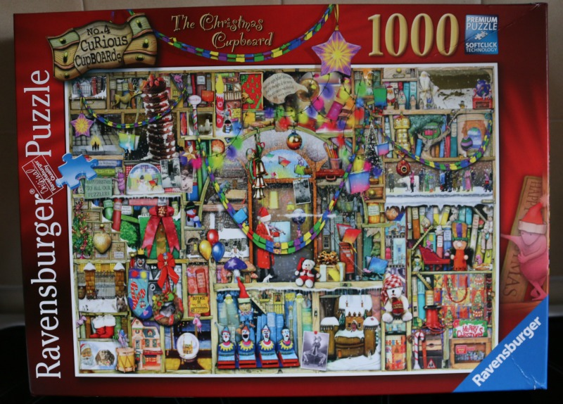 The Christmas Cupboard 1000pc puzzle