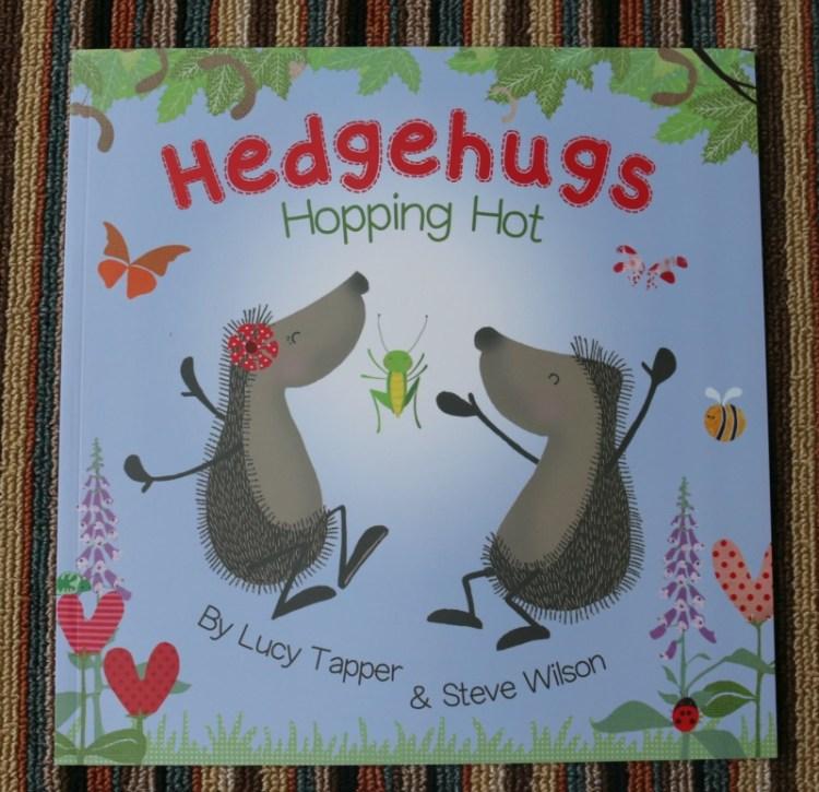 Hedgehugs Hopping Hot
