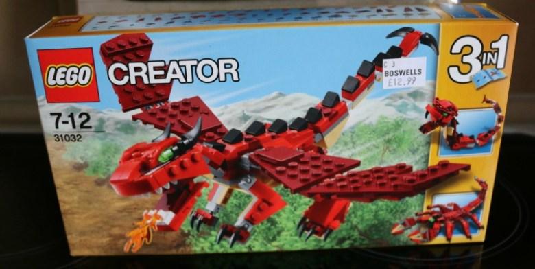 31032 Lego Creator Set