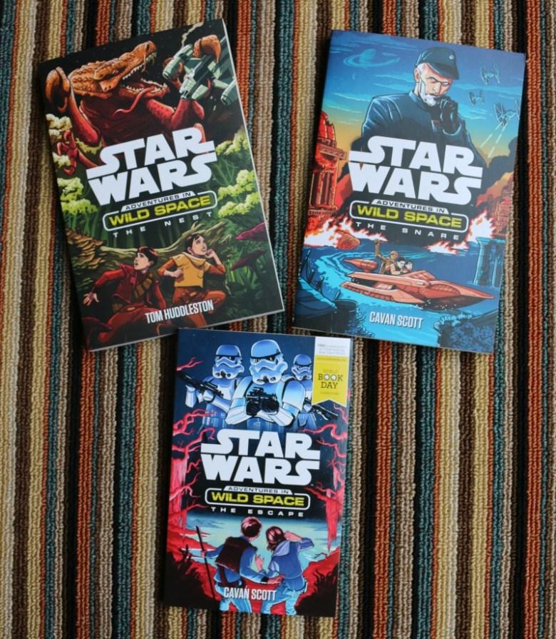 Star Wars Adventures in Wild Space