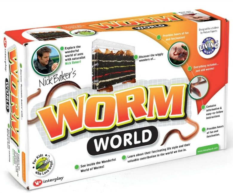 Worm World from My Living World