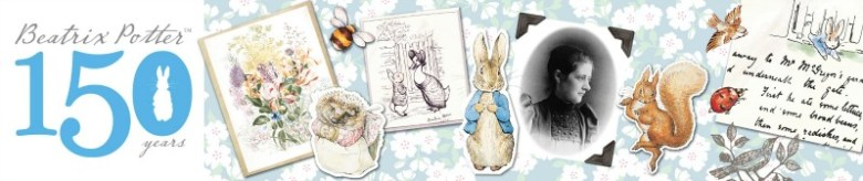 Celebrating 150 Years of Beatrix Potter