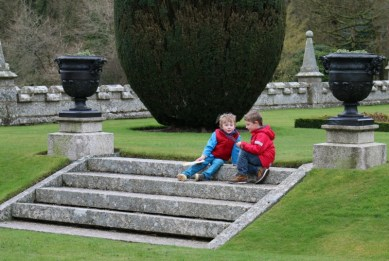Easter at Lanhydrock grounds