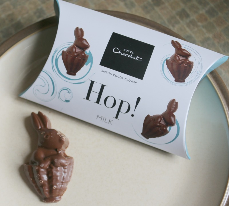 Celebrating Easter with Hotel Chocolat