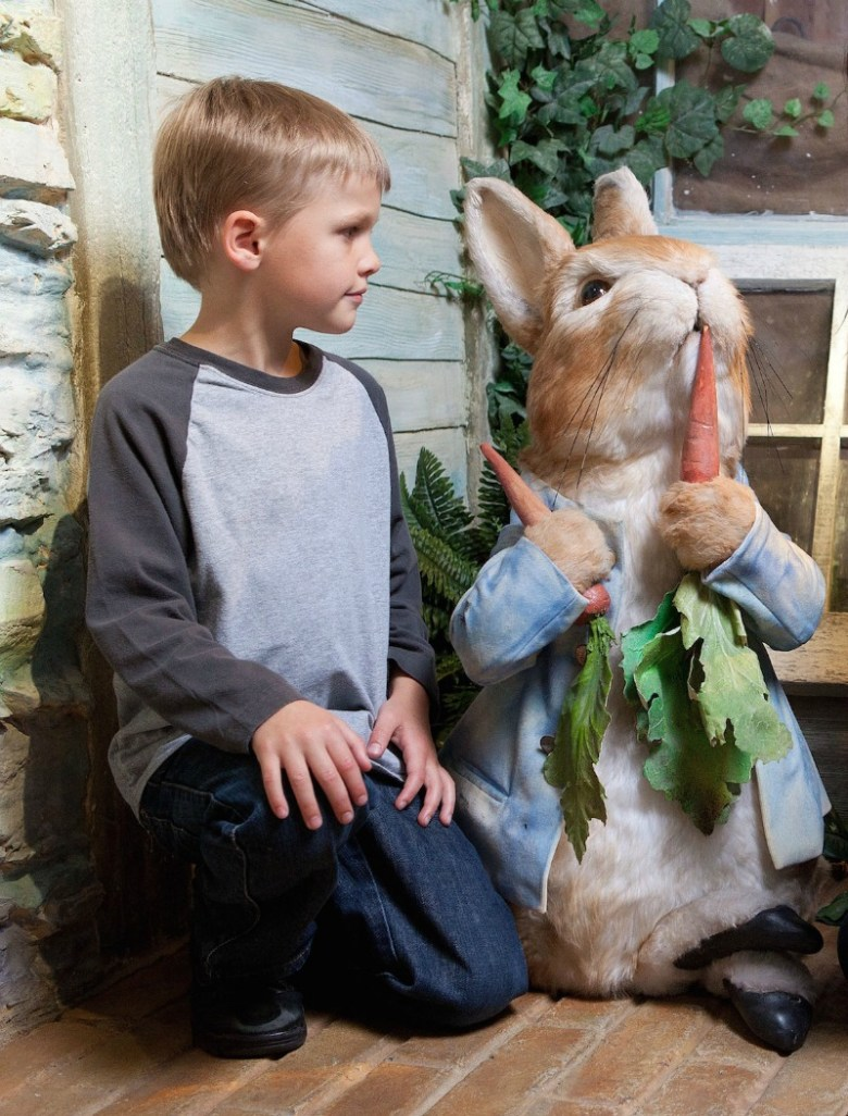 World of Beatrix Potter attraction
