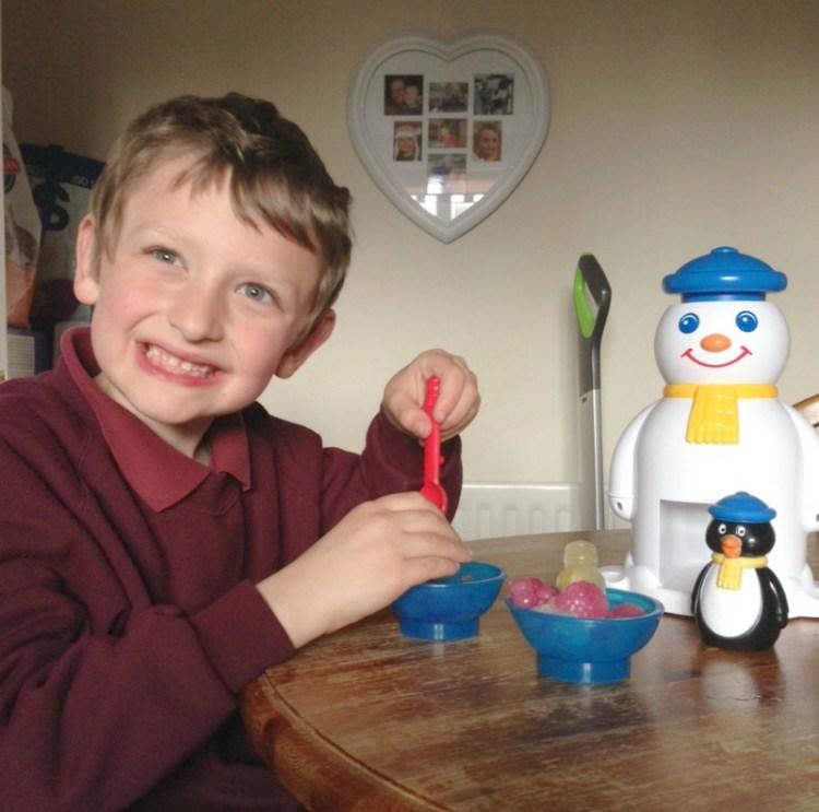 Mr Frosty Crunch Ice Maker