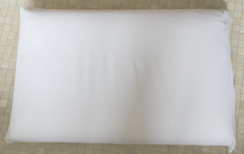 Silentnight Impress Deluxe Memory Foam Pillow