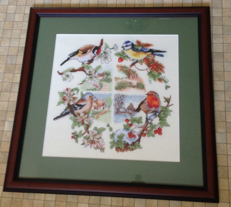 Cross Stitch with Coats Crafts UK 31