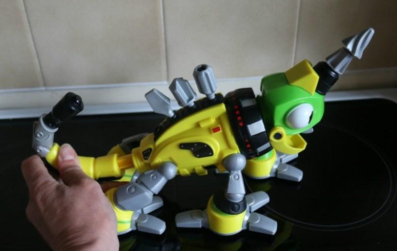 Dreamworks Dinotrux Power Revvitt