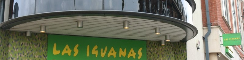 Las Iguanas Oxford