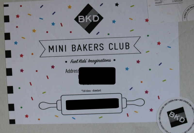 Monkey has fun with BKD Mini Bakers Club