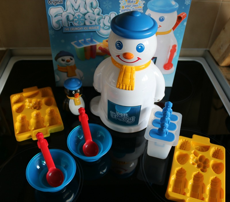 Mr Frosty Crunchy Ice Maker