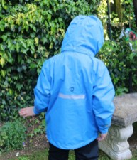 Prepared for all weathers with Didriksons