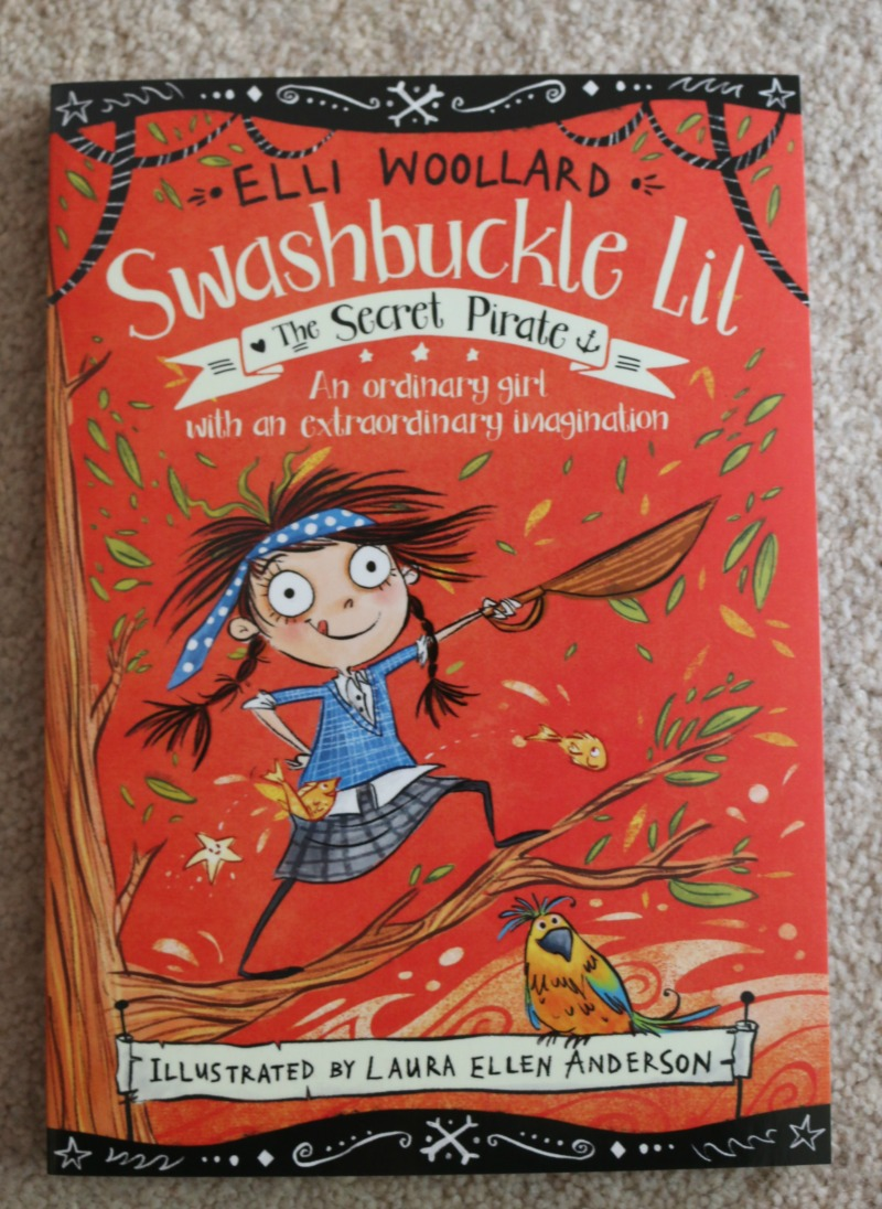 Swashbuckle Lil and the Secret Pirate