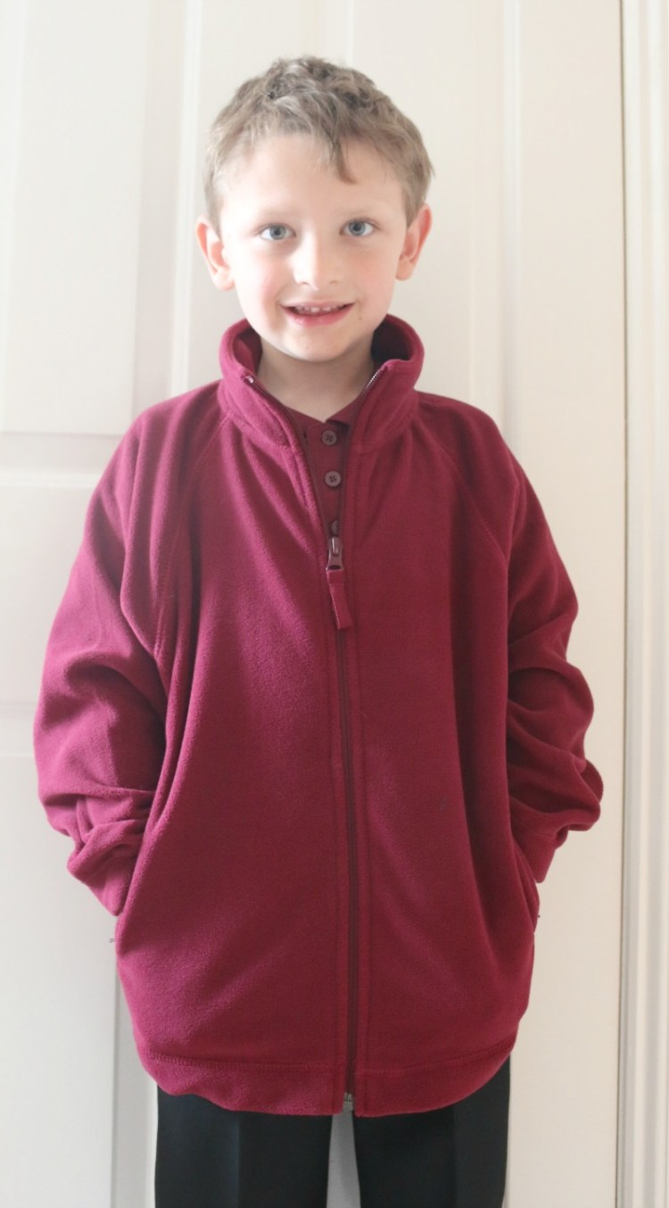 Back to school with Trutex in September