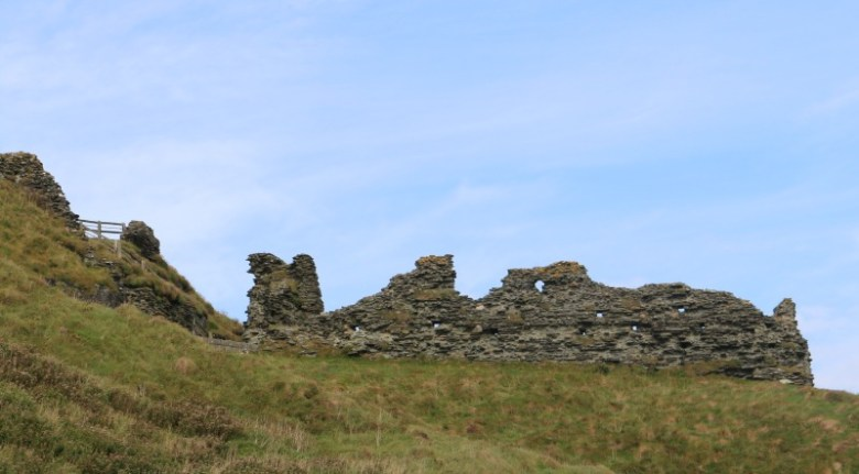 Revisiting Tintagel Castle 20 years on