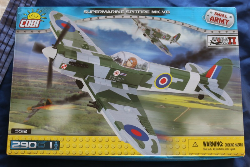 Toys for all Ages Cobi Submarine Spitfire