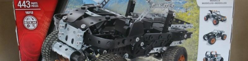 Meccano 4X4 Off-Road Truck