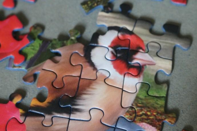 Sedum Cottage 1000 piece puzzle from Ravensburger