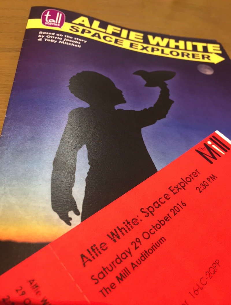 Alfie White: Space Explorer at The Mill Arts Centre