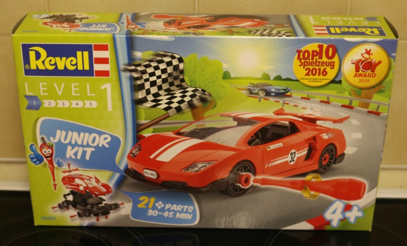 Revell 00800 Junior Kit Racing Car