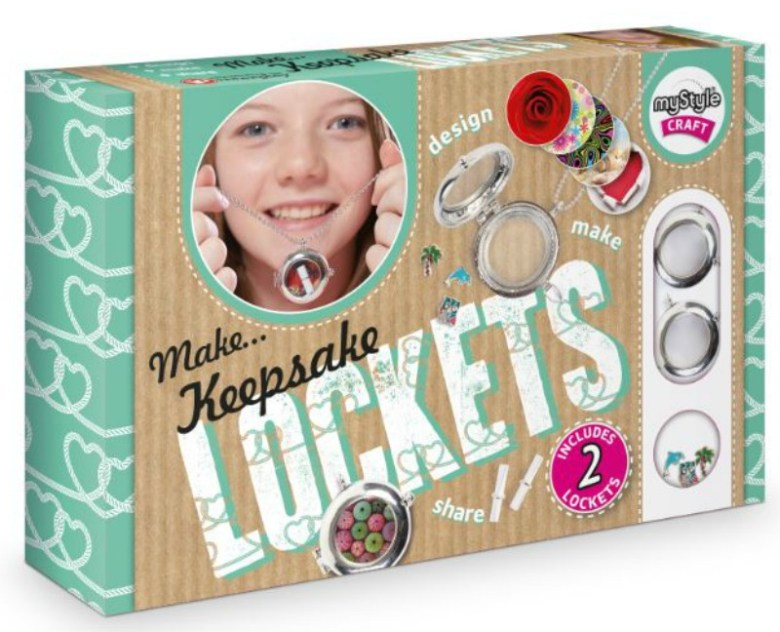 myStyle Keepsake Lockets giveaway worth £12.99