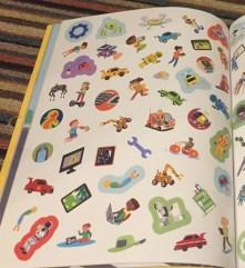 Factivity Robots and Gadgets book