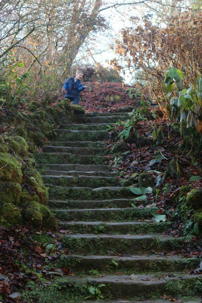 Exploring Scotney Castle 31