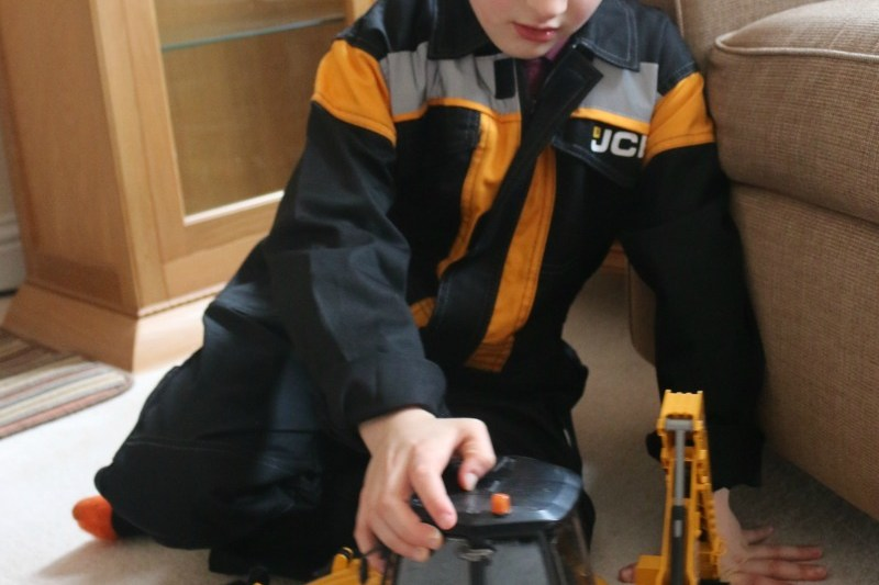 JCB Kids Coverall