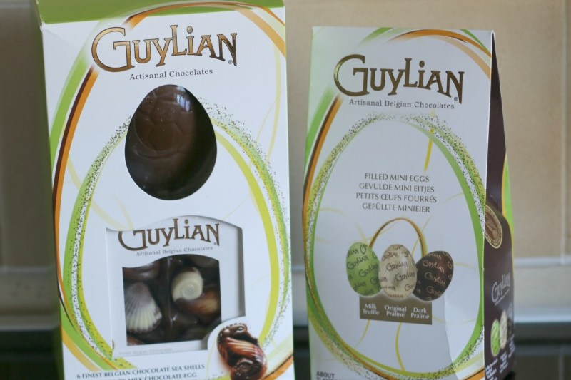 Enjoying Easter with Guylian