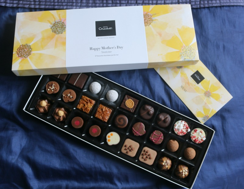 Mum moments with Hotel Chocolat