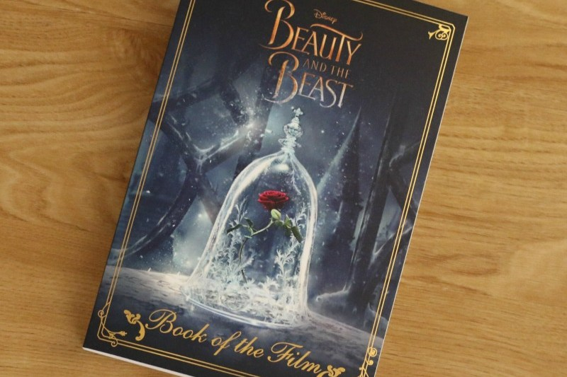 Beauty and the Beast Book of the Film