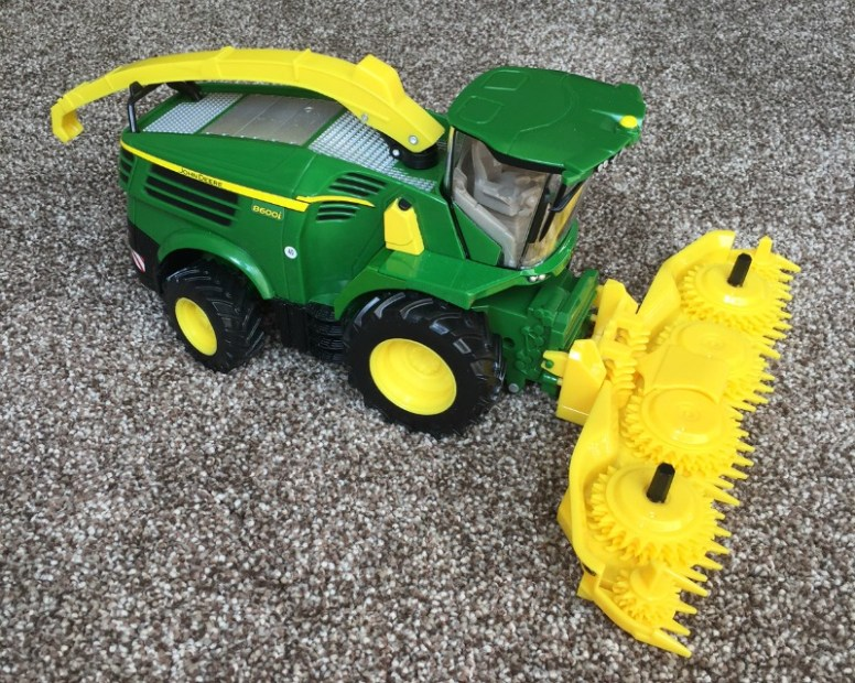 Britains John Deere 8600i Self Propelled Forage Harvester