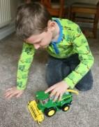 Britains John Deere 8600i Self Propelled Forage Harvester