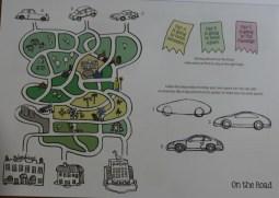 Travel Activity Book
