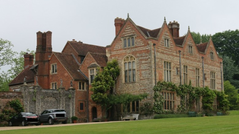 A family day at Greys Court