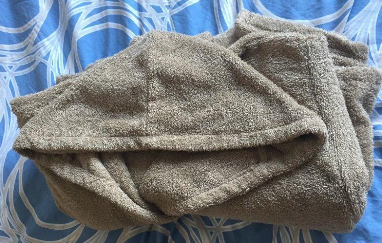 Luxury Towelling Dressing Gown from The Towel Shop - Over 40 and a ...