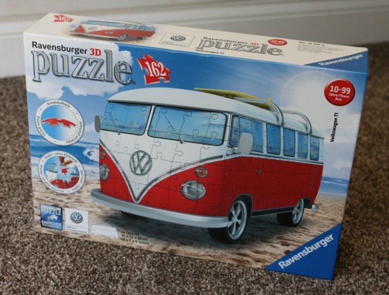 Ravensburger Volkswagen T1 Surfer Edition 3D puzzle
