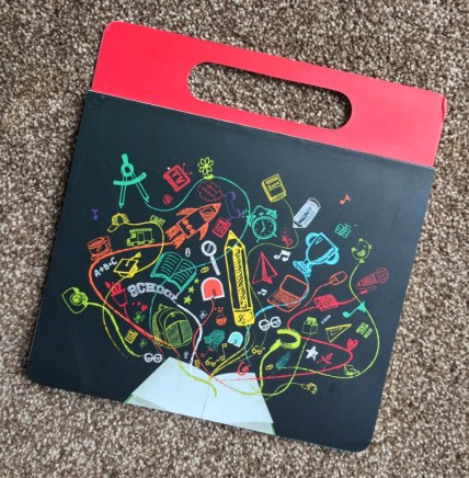 Getting organised with the Doodle Collection