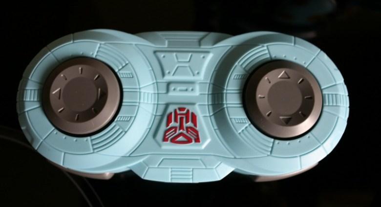 Transformers - The Last Knight Autobot Sqweeks RC
