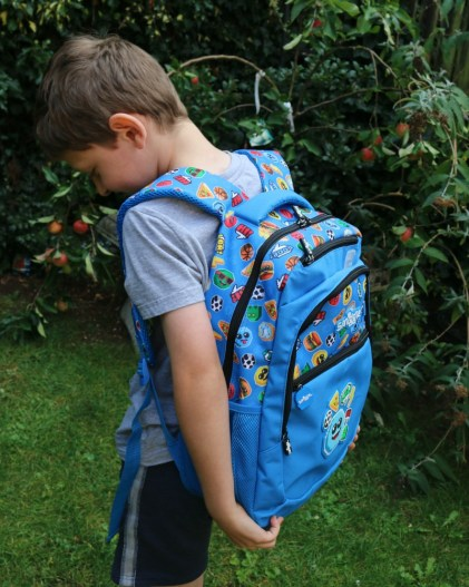 Back to school with Smiggle