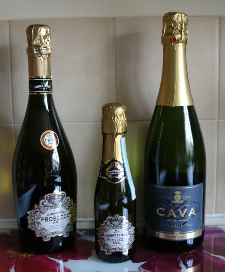 Celebrating with Premier Estate Wines