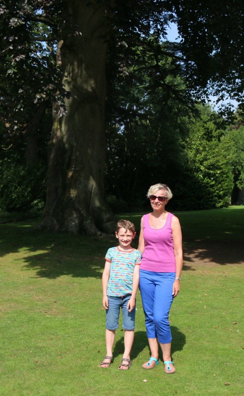 Family fun at Blenheim Palace