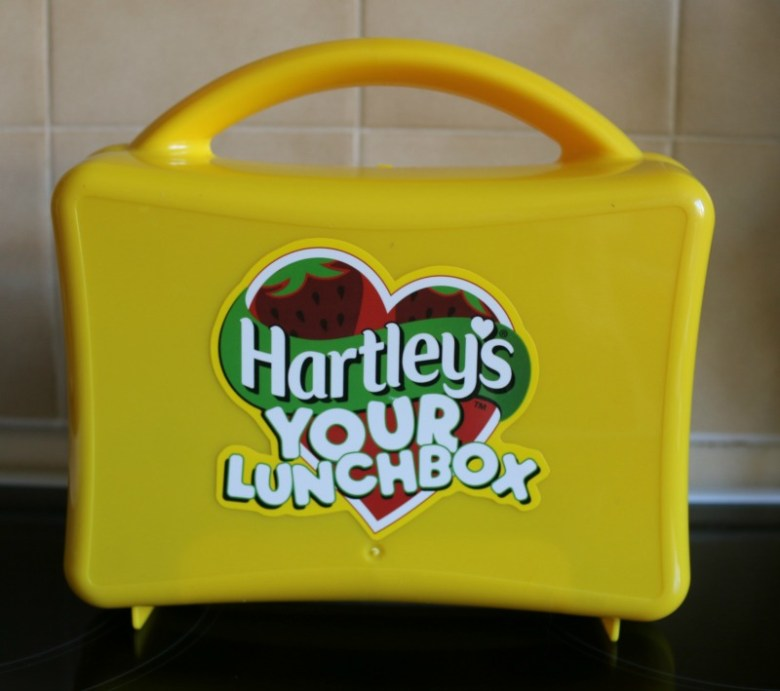 Hartley's Back To School Lunchtime Challenge