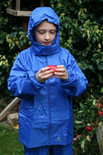 Keeping dry with Dry Kids waterproofs