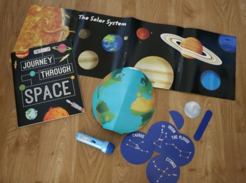 Learning with the Factivity range from Parragon Books