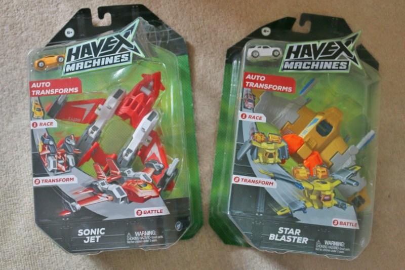 Havex Machines
