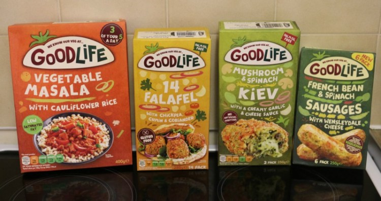 Vegetables but not as we know them, with Goodlife