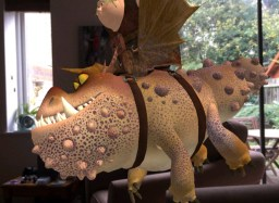 Dreamworks Dragons Come To Life!